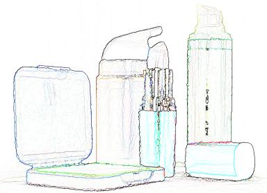 Cosmetics - original image Lilieks - stock.xchng
