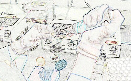 Laboratory - stock xchng - Daino 16