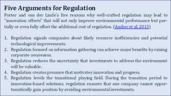 5 Reasons for Regs